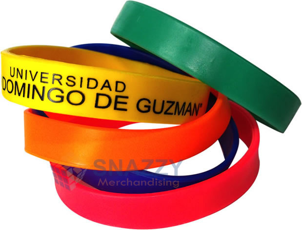 a724ad37a143 Pulseras de PVC Para Merchandising Perú